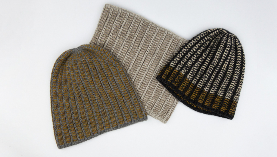 HAGI Hat and Cowl