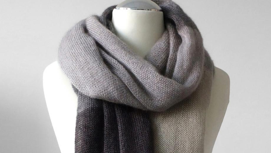 ITO Knit Kit OSAKA Scarf
