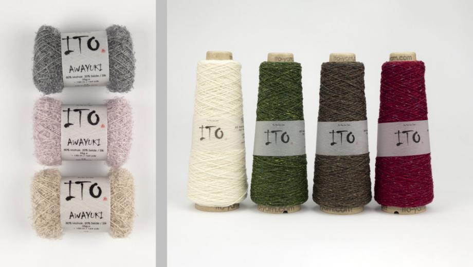 ITO Awayuki & ITO Shimo neue Farben HW 2019