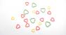 ITO Memoric Markers, closed, heart shape