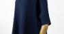 KITAMI Pullover Orient Blue