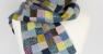 Marled Crochet Scarf