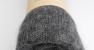 #346 Top Dark Gray-Sensai Schal