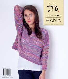 ITO Knitting Magazine No. 2 HANA