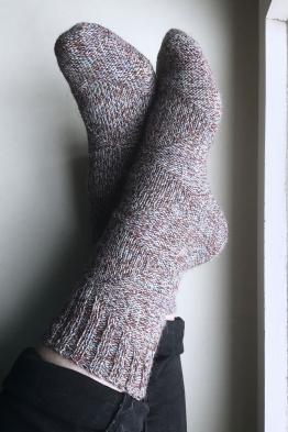 MOKUSEI Sock von Claudia Eisenkolb