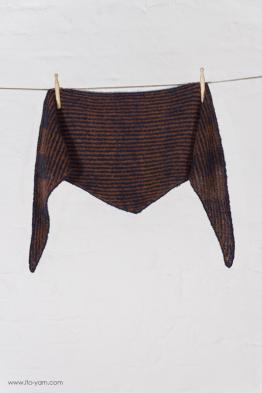 NODA Triangular Shawl