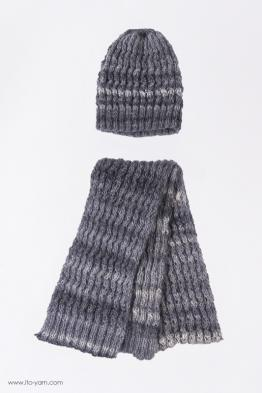 OTA Schal & Mütze