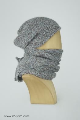 OTSUKI Hat & Scarf Set