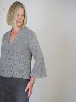 HOAR CARDIGAN by ChrisBerlin