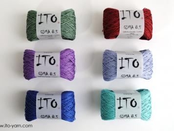 ITO Gima 8.5new colors 2016