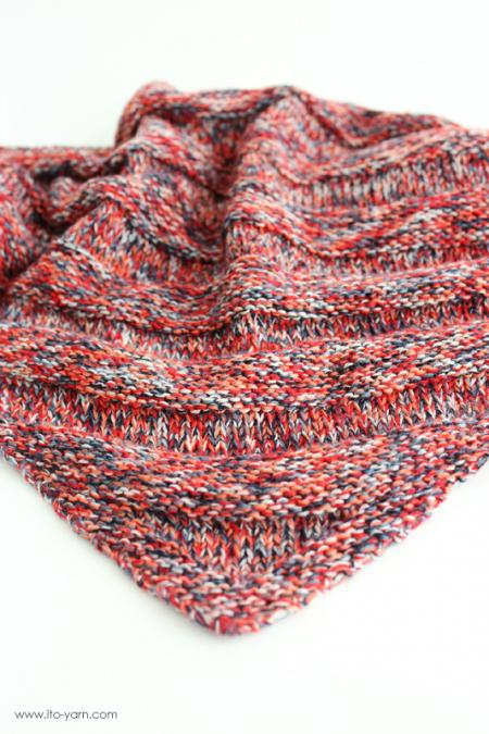 ANJO II Triangular Shawl
