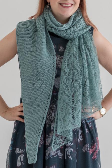 """Résultat de recherche d'images pour """"doppio shawl"""""""
