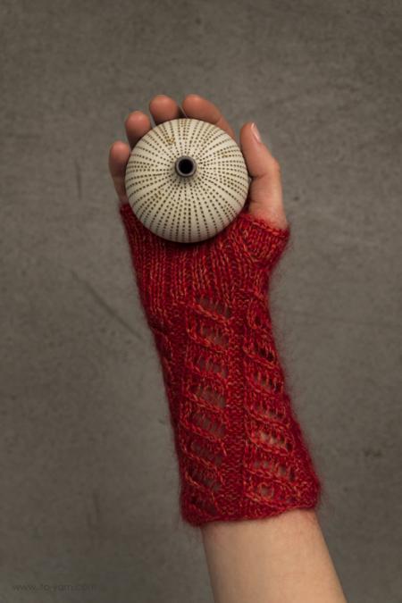 HIDA Wrist Warmers