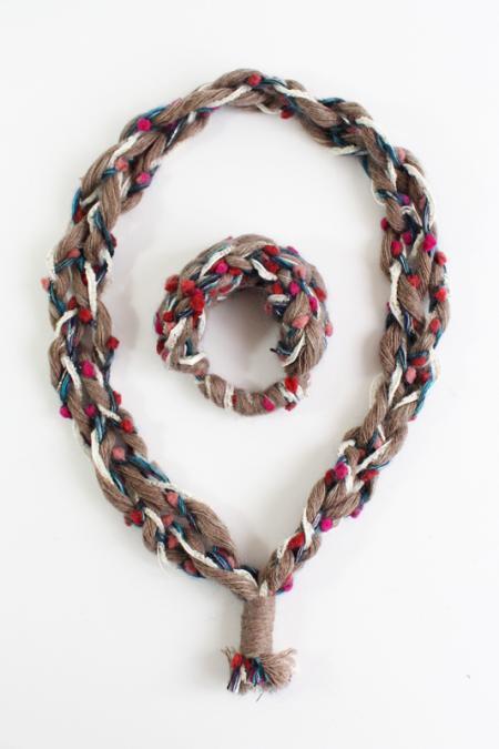 MAI Necklace & Bracelet