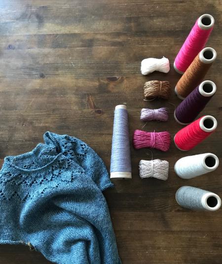 YUME Sweater and ITO Yarn