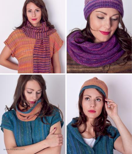 ITO Knitting Magazine No. 2 HANA
