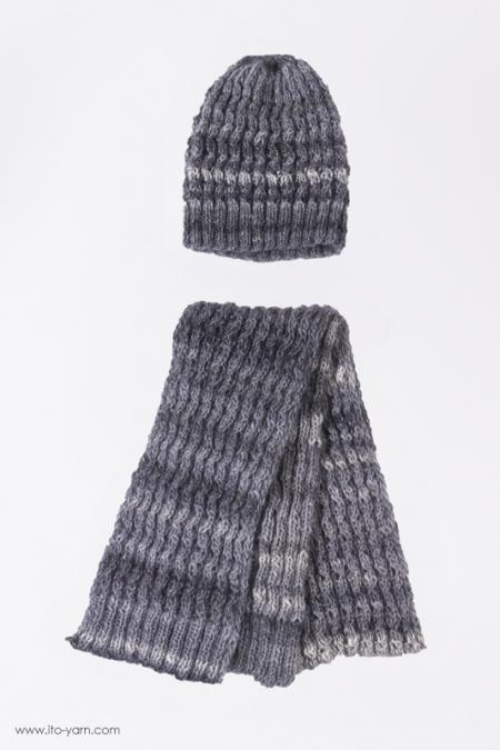 OTA Scarf & Hat