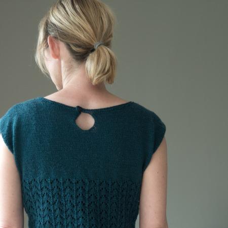 Mylys Shirt by Katrin Schneider back 2