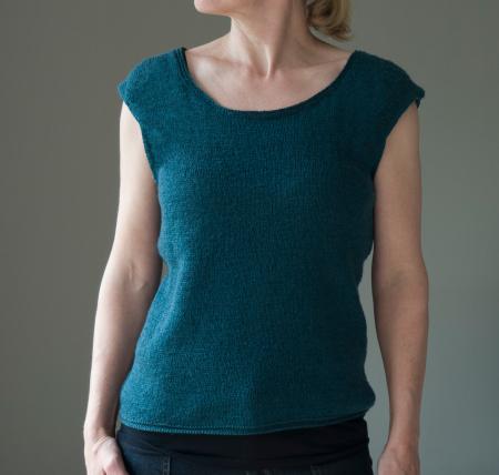 Mylys Shirt by Katrin Schneider front