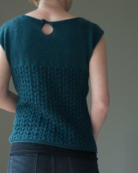Mylys Shirt by Katrin Schneider back