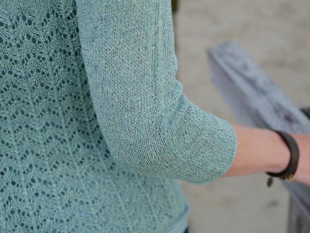 Mylys Shirt 3/4 by Katrin Schneider detail