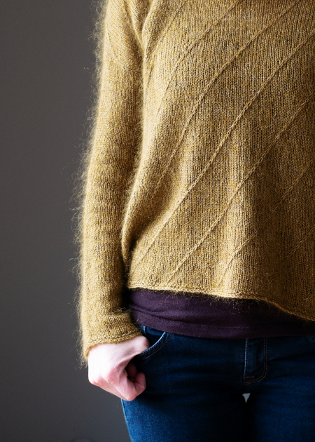 BIG IN JAPAN Sweater by K. Schneider
