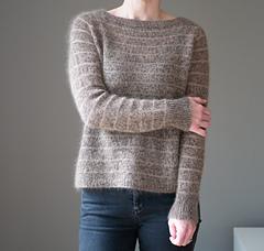 PURPLECOKE Sweater by K. Schneider