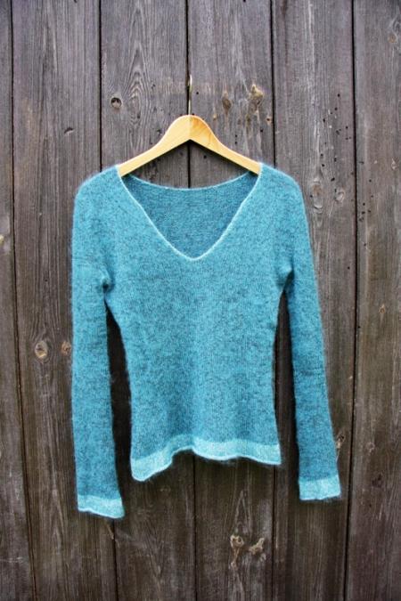Freie Anleitungen 2011 Pullover