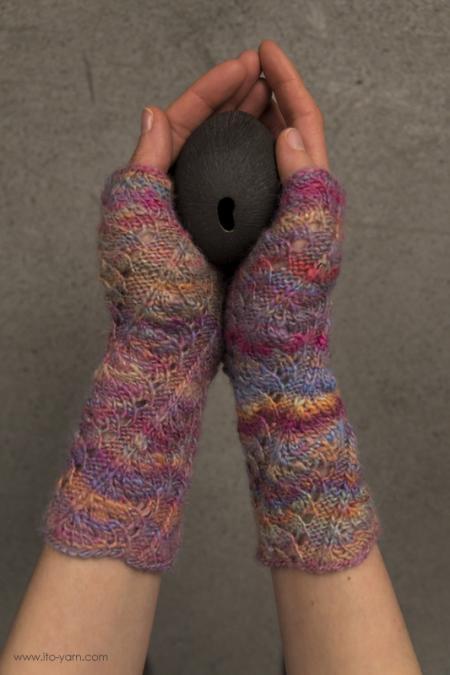 SAKU Wrist Warmers