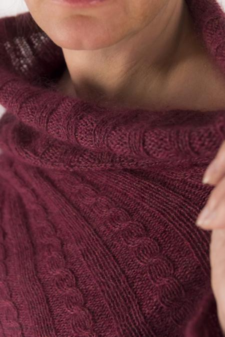 SENDAI Pullover