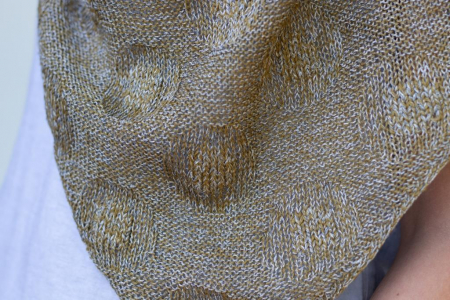 WOY Triangular Shawl