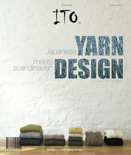 ITO Knitting Magazine No. 1 Japanese Yarn meets Scandinavian Design
