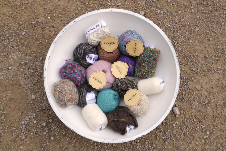 Accessory Yarn Masaki