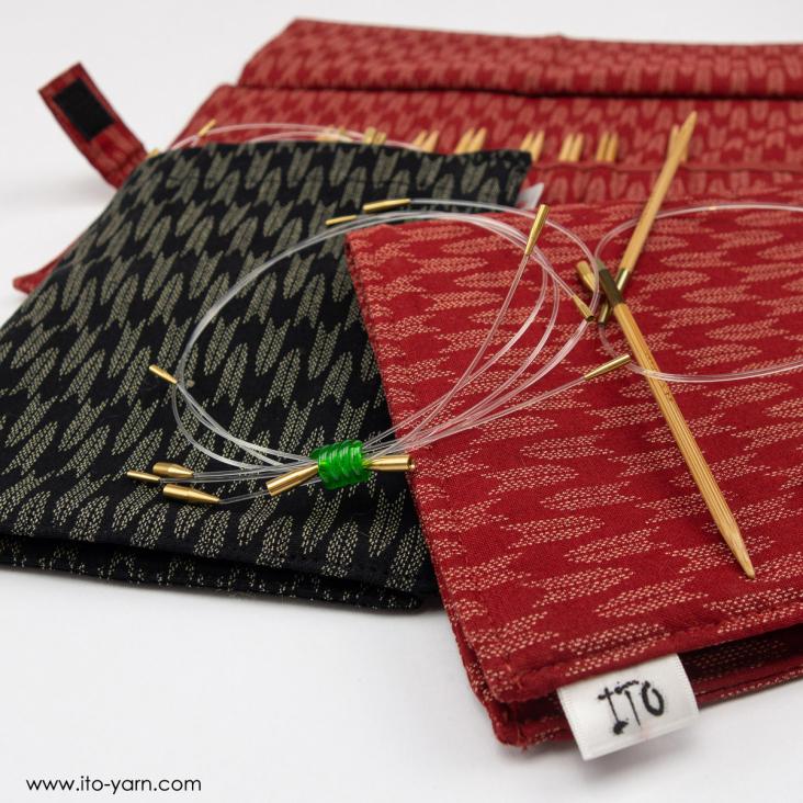 ITO Fabric Cases