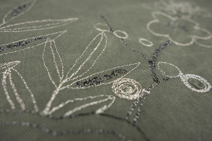 ITO Gin & ITO San machine embroidery