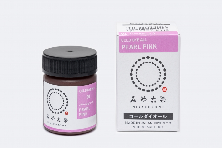 01 Pearl Pink