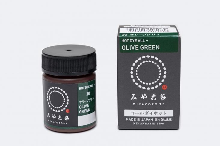 10 Olive Green