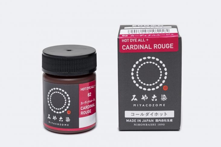 62 Cardinal Rouge