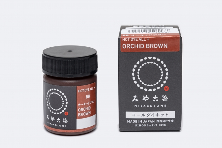68 Orchid Brown